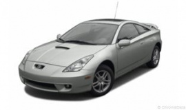 Photo 2002 Toyota  Celica