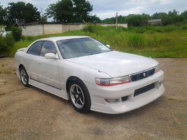 Photo 1993 Toyota Chaser
