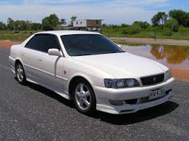 Photo 1997 Toyota Chaser
