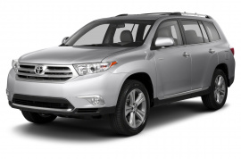 Photo 2012 Toyota Highlander