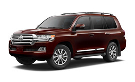 Photo 2017 Toyota Land Cruiser