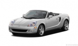Photo 2005 Toyota  MR2 Spyder