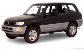 Photo 2000 Toyota RAV4
