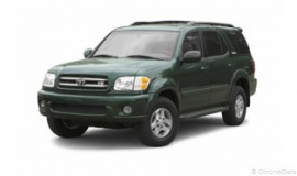 Photo 2003 Toyota Sequoia