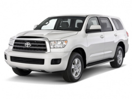 Photo 2014 Toyota Sequoia