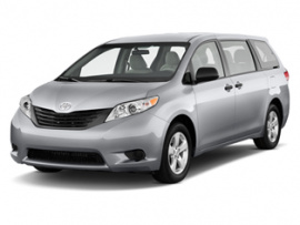 Photo 2011 Toyota Sienna