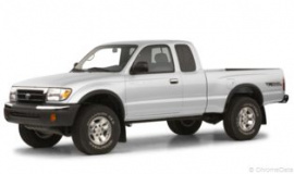 Photo 2001 Toyota Tacoma