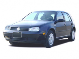 Photo 2003 Volkswagen Golf