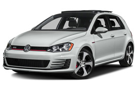 Photo 2017 Volkswagen Golf GTI
