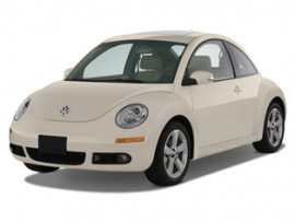Photo 2008 Volkswagen  New Beetle