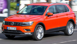 Photo 2017 Volkswagen Tiguan