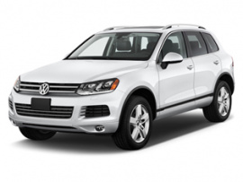 Photo 2011 Volkswagen Touareg