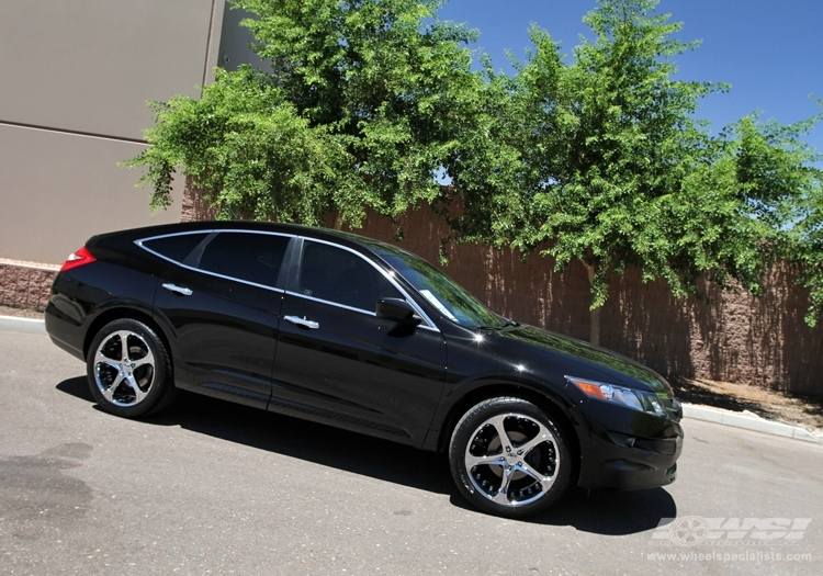 2010 Honda Accord Crosstour Aftermarket Wheels