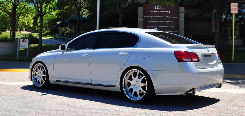 photo 2 Lexus GS 350 D2 Forged VS7 20x9.0
