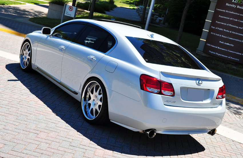 photo 3 Lexus GS 350 D2 Forged VS7 20x9.0