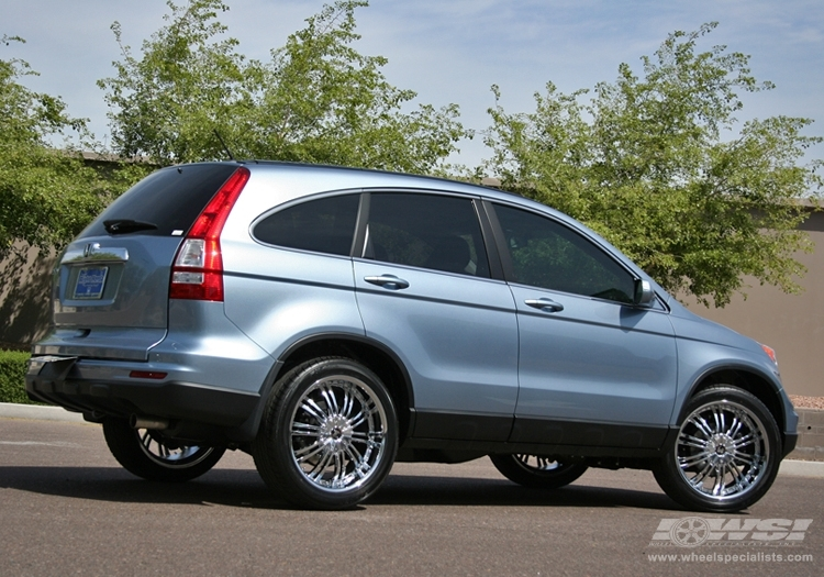 Delightful Custom Wheels U0026 Tires For Honda CR V