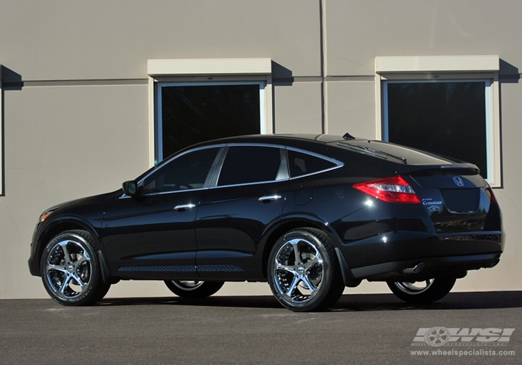 Honda Accord Crosstour Custom Wheels Giovanna Dalar 5 20x