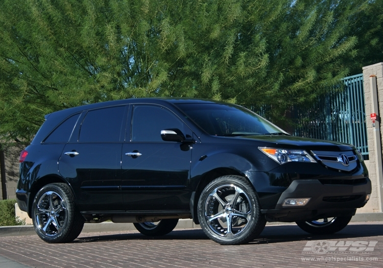 Custom Acura MDXs List Of Modified Cars Tuning Options - Acura mdx 20 inch wheels