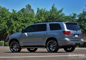 Toyota Sequoia tuning