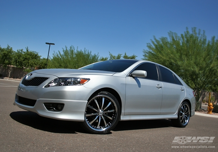 2009 Toyota Camry Aftermarket Wheels