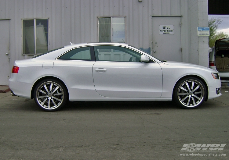 photo 1 Audi A5 custom wheels Vossen VVS-083 20x, ET , tire size / R20. x ET