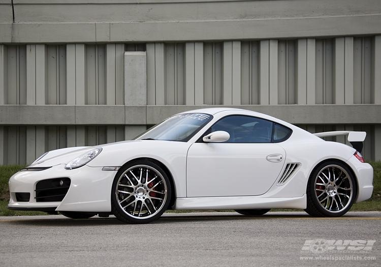 0 60 Times All Cars >> Porsche Cayman custom wheels Vossen VVS-094 20x, ET , tire size / R20. x ET