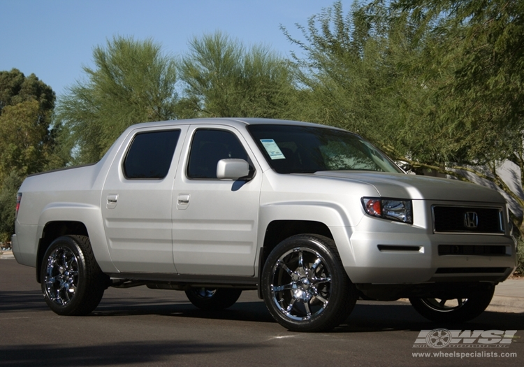 Image Result For Honda Ridgeline Lifted Tire Size
