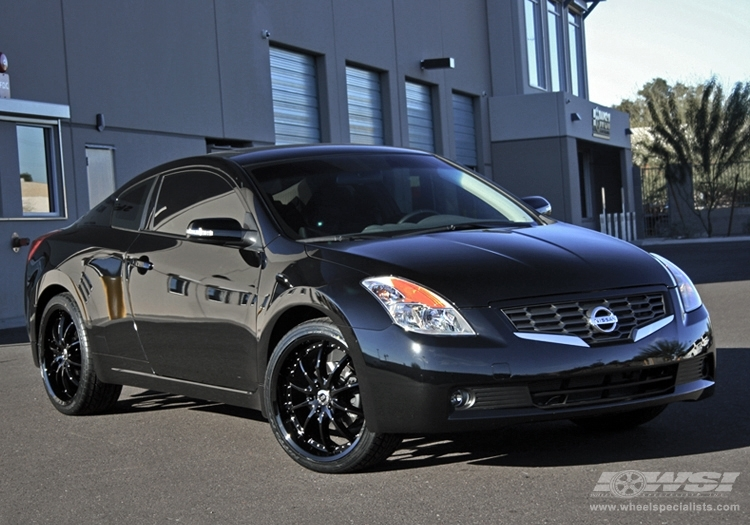 Custom Wheels Tires For Nissan Altima