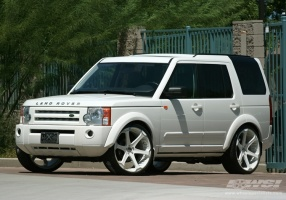 Land Rover  LR3 tuning