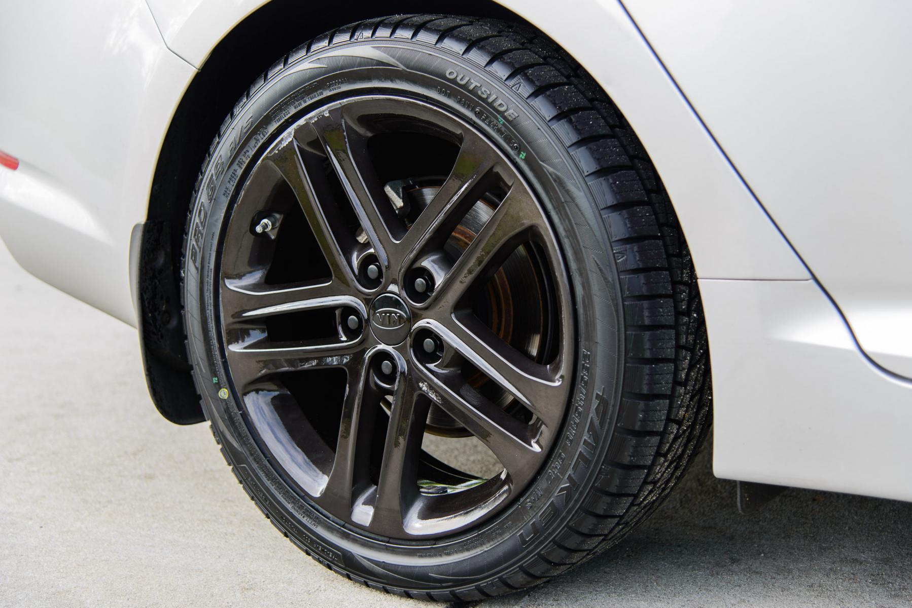 List of cars that fit 235 45 R18 tire size What models fit & how