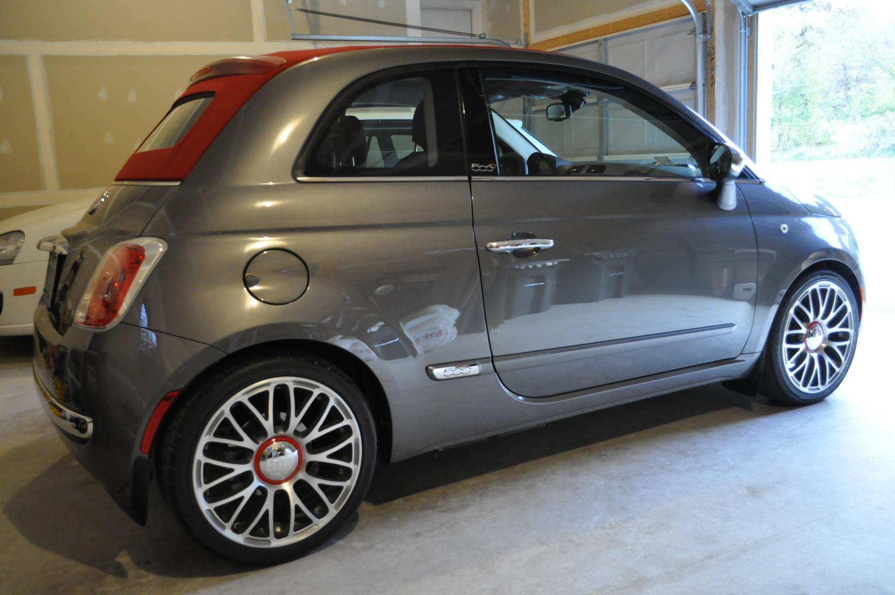 2012 fiat 500 tire size