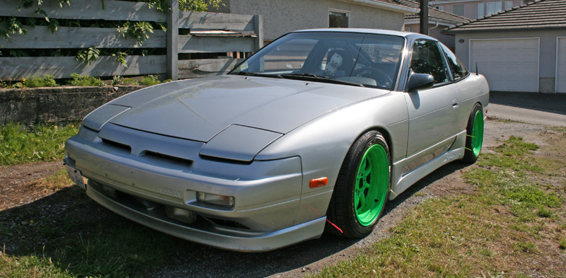 photo 1 Nissan S13 custom wheels Sportmax 002 16x8.0, ET 0, tire size 205/50 R16. x ET 205/50 R