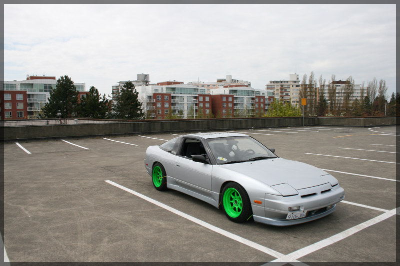 photo 3 Nissan S13 custom wheels Sportmax 002 16x8.0, ET 0, tire size 205/50 R16. x ET 205/50 R