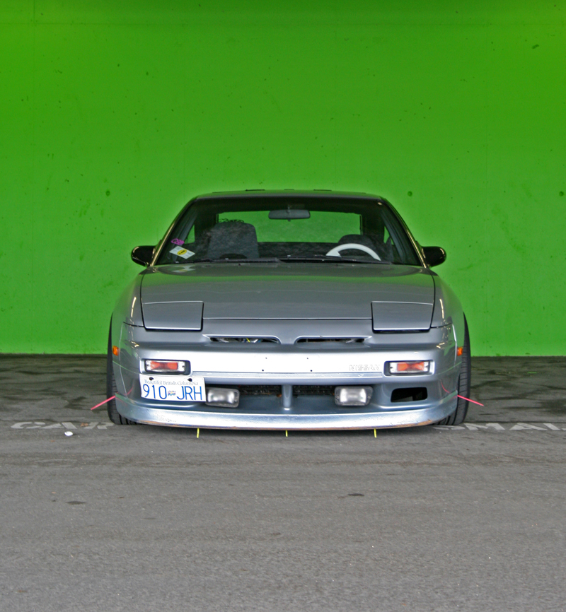 photo 5 Nissan S13 custom wheels Sportmax 002 16x8.0, ET 0, tire size 205/50 R16. x ET 205/50 R