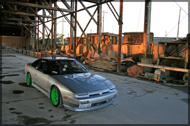 photo 8 Nissan S13 custom wheels Sportmax 002 16x8.0, ET 0, tire size 205/50 R16. x ET 205/50 R