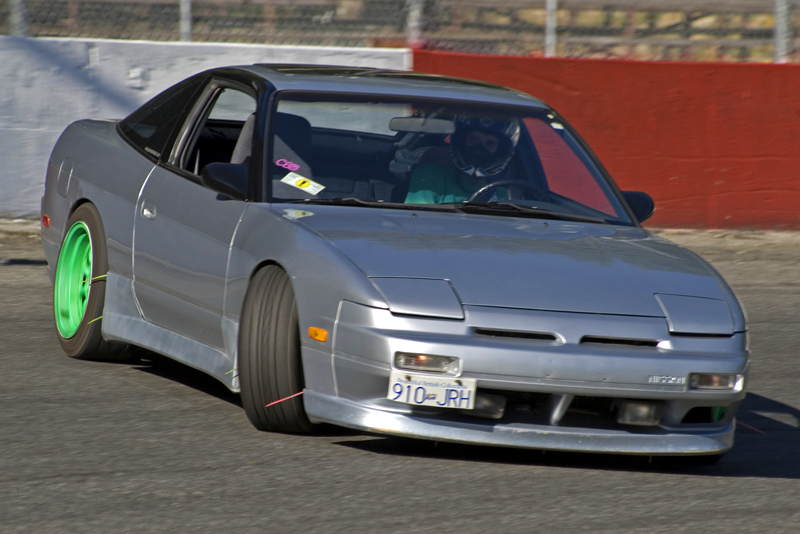 photo 9 Nissan S13 custom wheels Sportmax 002 16x8.0, ET 0, tire size 205/50 R16. x ET 205/50 R