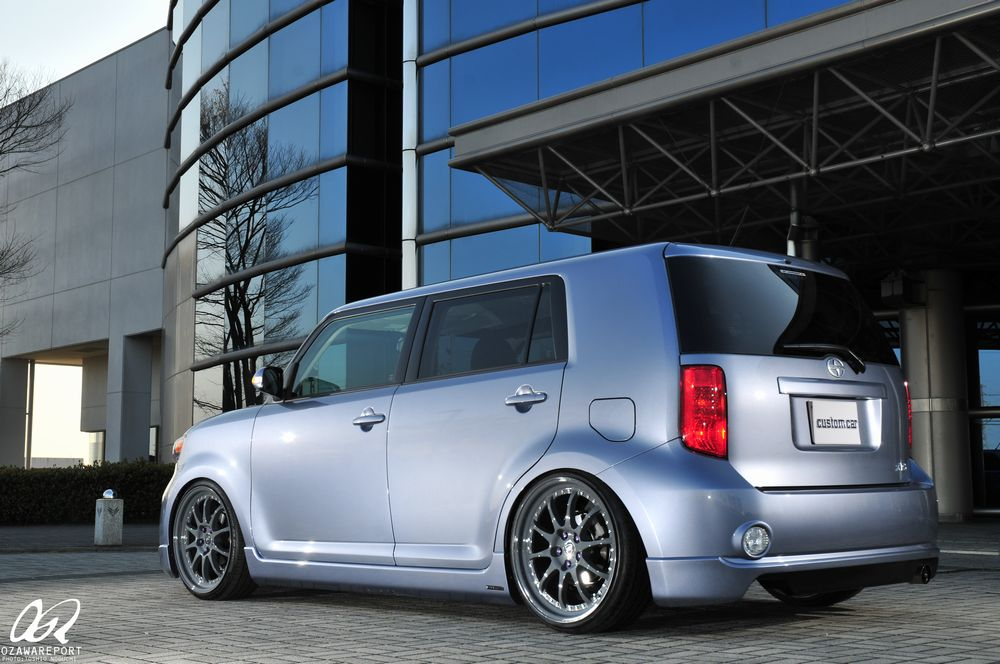 photo 2 Scion xB custom wheels Forgestar F10 20x8.5, ET +45, tire size 225/30 R20. 20x9.0 ET+38 235/30 R20