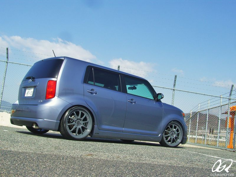 photo 3 Scion xB custom wheels Forgestar F10 20x8.5, ET +45, tire size 225/30 R20. 20x9.0 ET+38 235/30 R20
