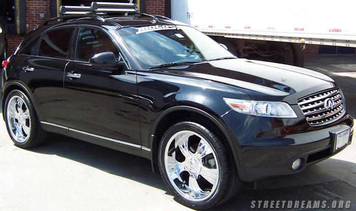 Custom Wheels Tires For Infiniti Fx35