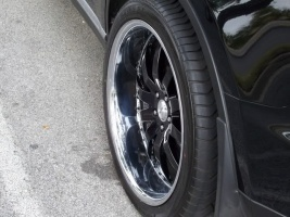 List Of Cars That Fit 265 40 R22 Tire Size What Models