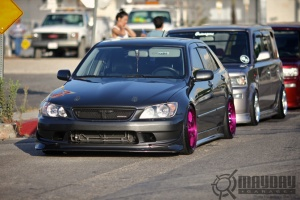 Lexus IS 300 tuning