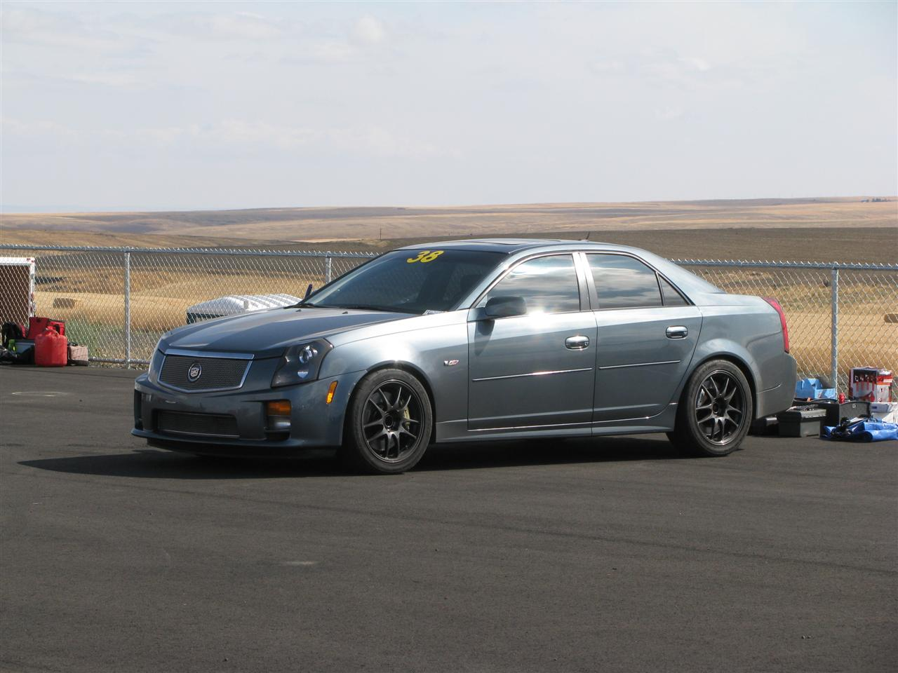 cadillac cts v custom wheels rota torques 18x8 5 et 42. Black Bedroom Furniture Sets. Home Design Ideas
