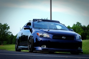 Scion tC tuning