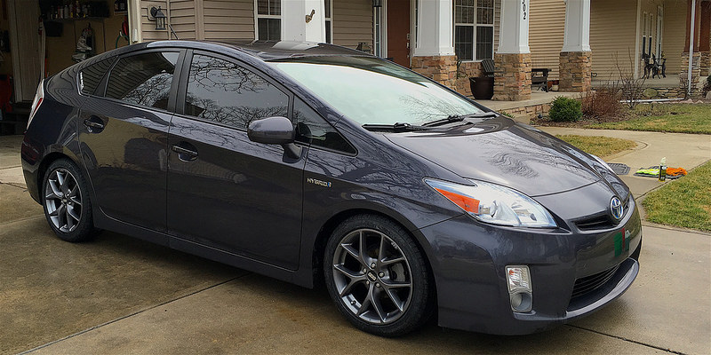 Custom Wheels U0026 Tires For Toyota Prius