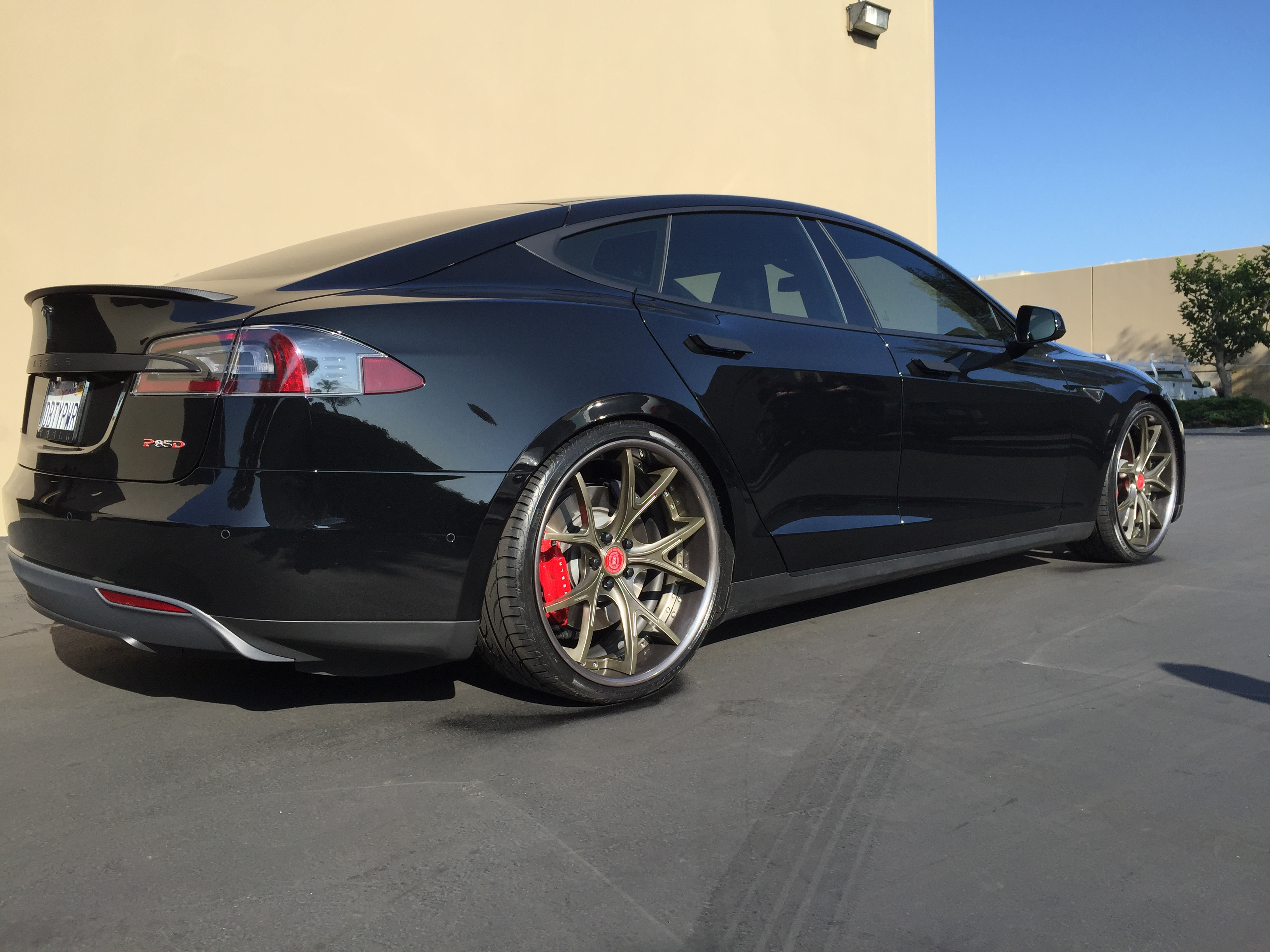 tesla model s custom wheels dpe es5 22x9 5 et tire size. Black Bedroom Furniture Sets. Home Design Ideas