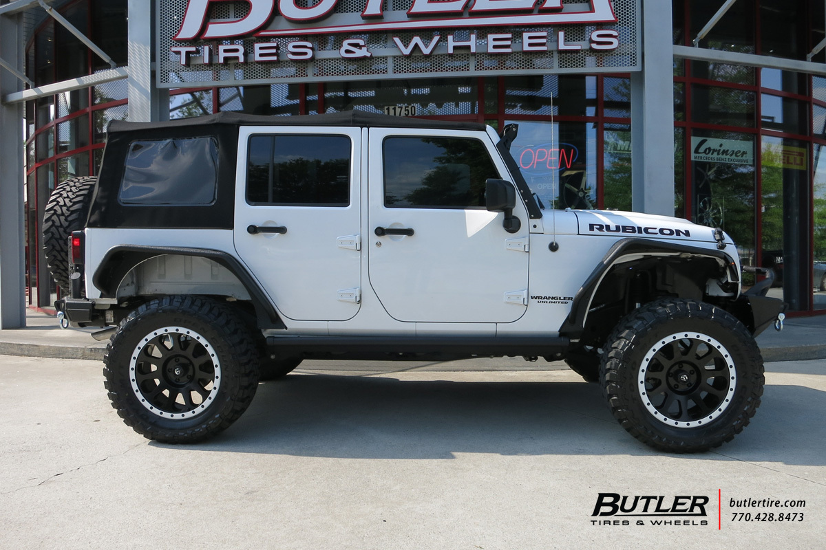 Jeep Wrangler Unlimited Custom Rims Auto Electrical Wiring Diagram With Fuel Wheels Vector 20x Et