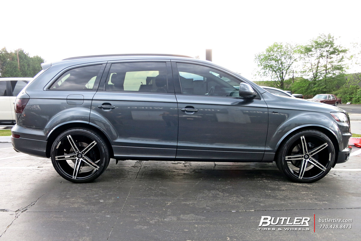 Audi 2015 q7 0 to 60