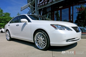11 custom lexus es 350s list of modified cars tuning options. Black Bedroom Furniture Sets. Home Design Ideas