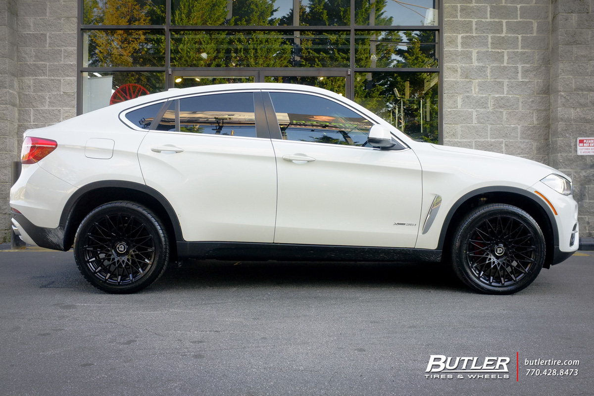 Bmw X6 Custom Wheels Lexani Css16 20x Et Tire Size
