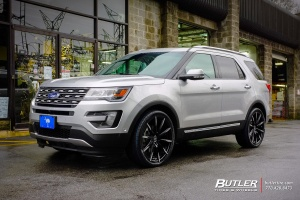 38 Custom Ford Explorers List Of Modified Cars Tuning